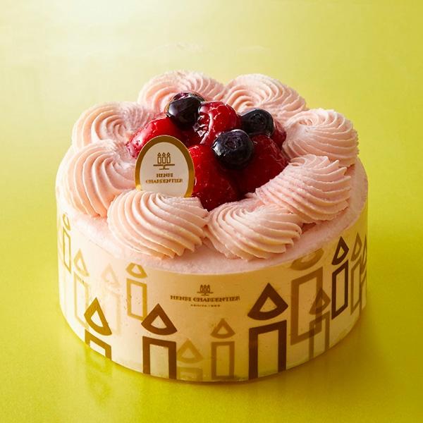 【送料無料】ザ・ショートケーキ<フランボワーズ>